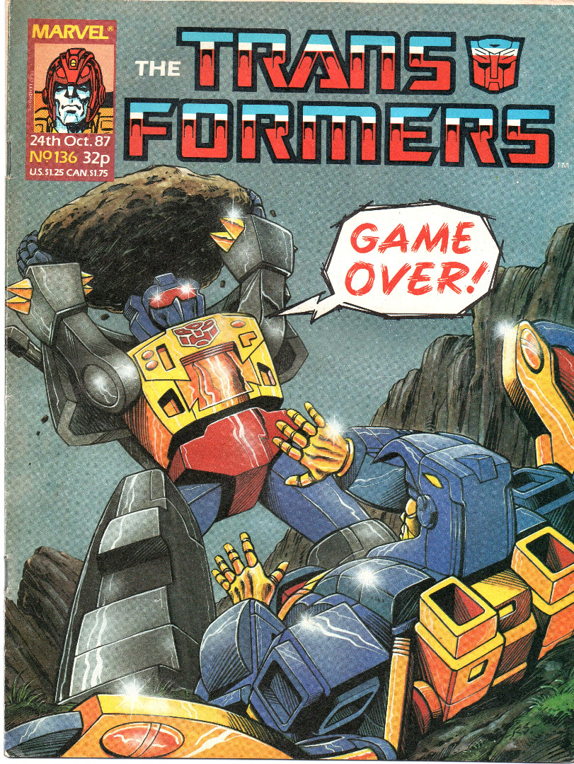 The Transformers - 136 - 1987