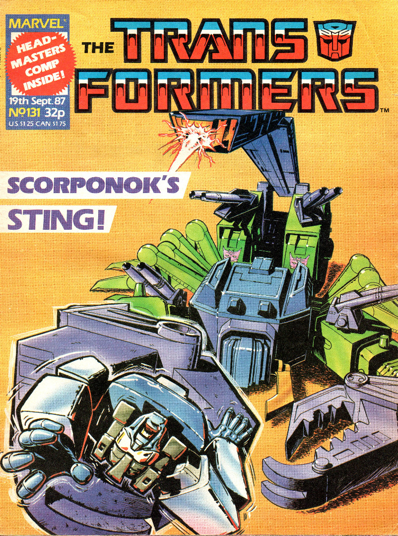 The Transformers - 131 - 1987