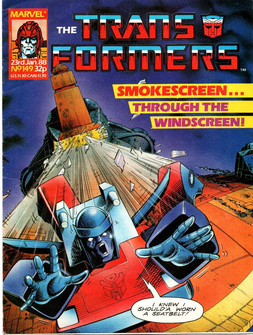 The Transformers - 149 - 1988