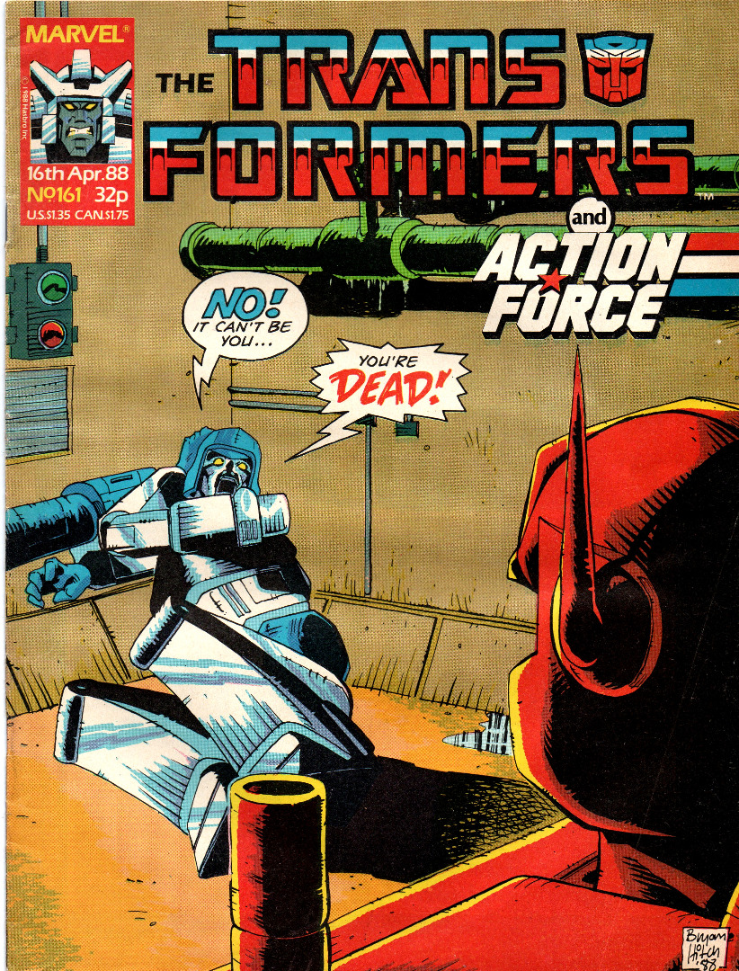 The Transformers - 161 - 1988
