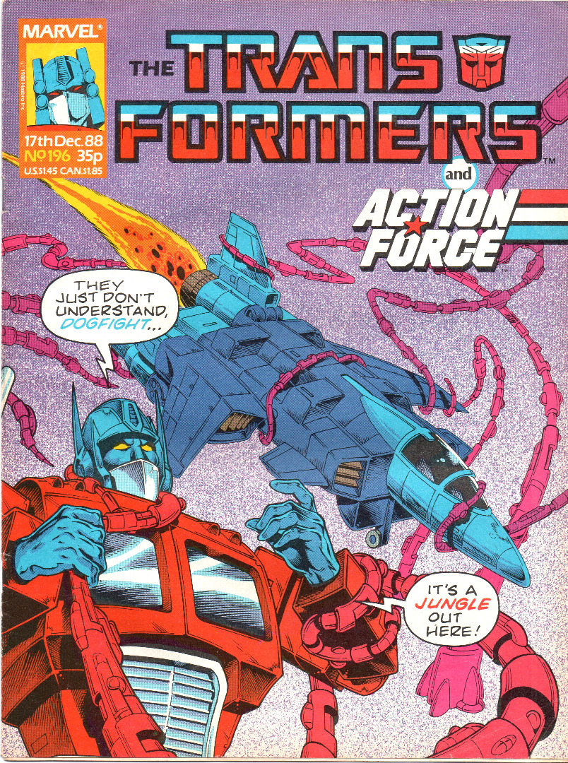 The Transformers - 196 - 1988