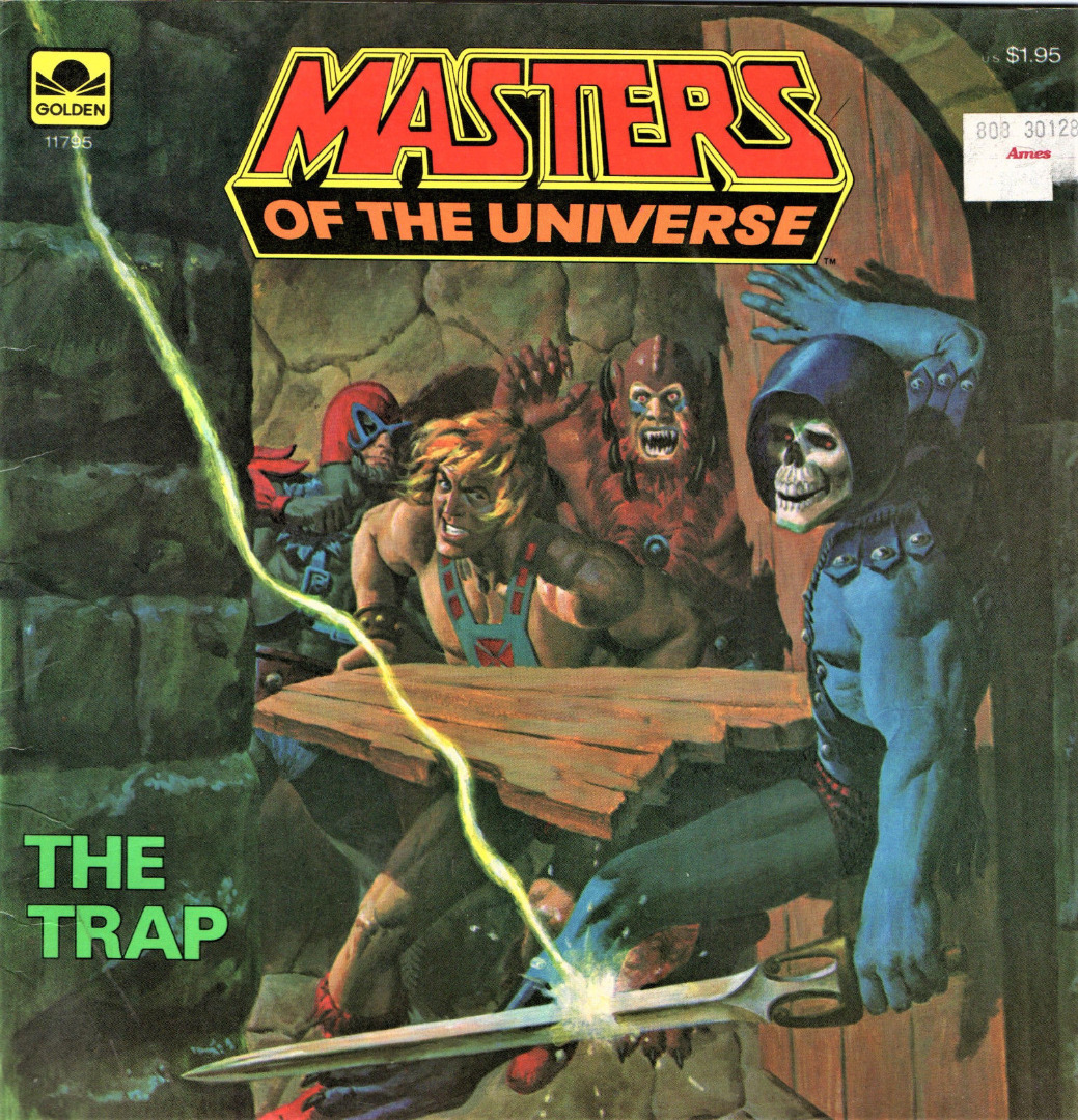 The Trap - Masters of the Universe / He-Man - 1