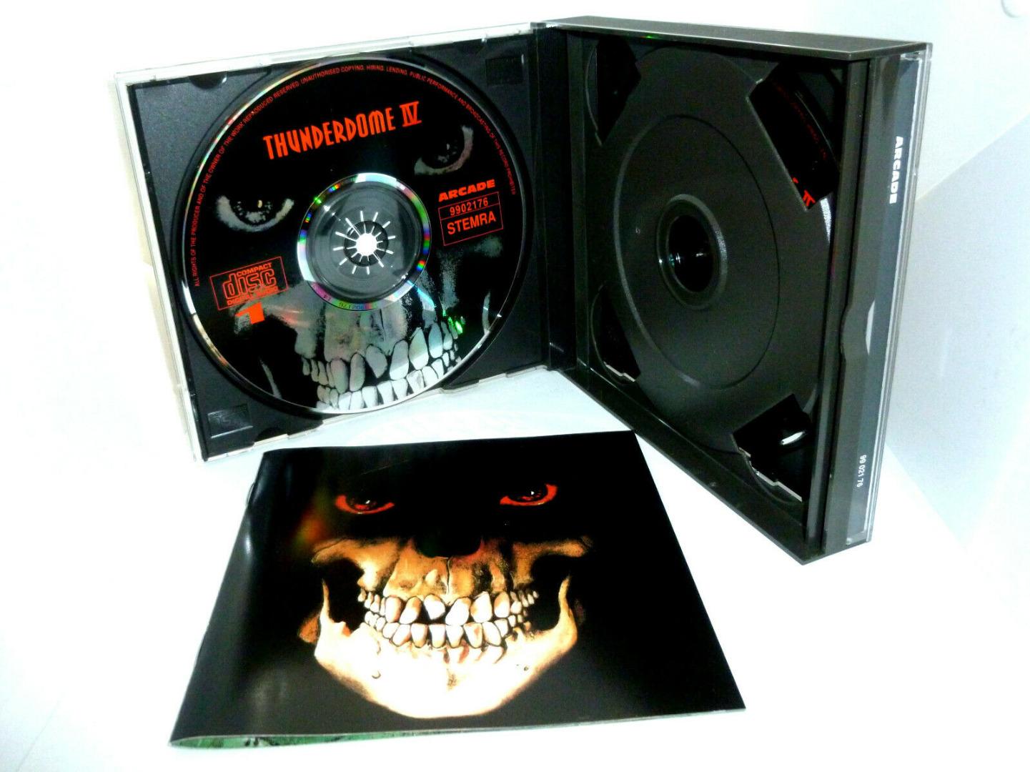 Thunderdome IV The Devils Last Wish