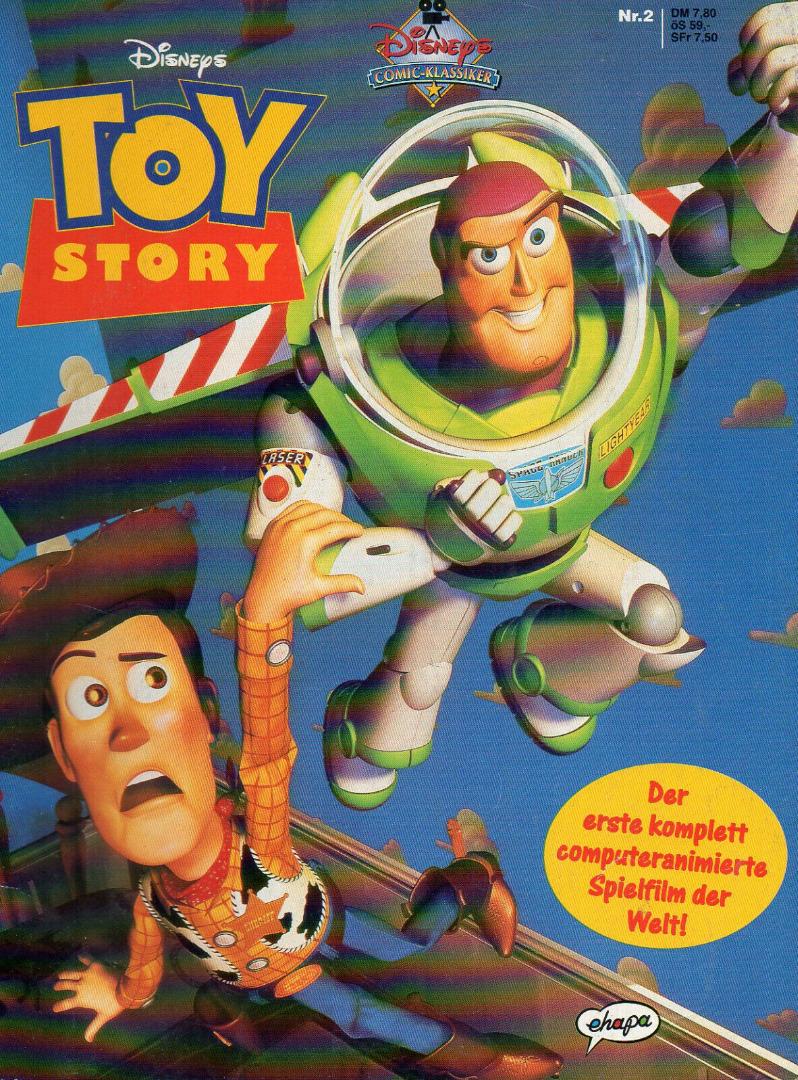 Toy Story Comic - Disney