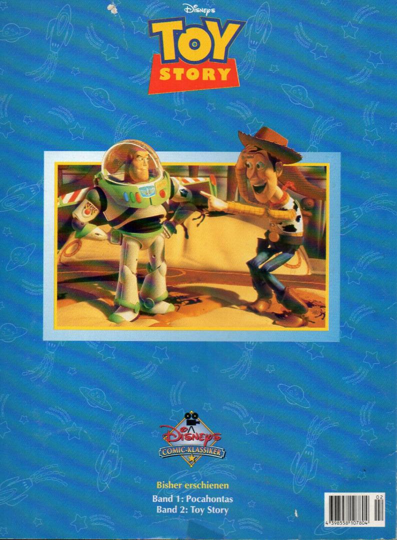 Toy Story Comic - Disney 2