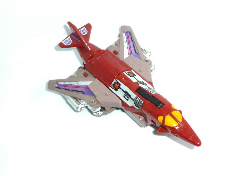 Transformers Windsweeper Kampfjet Hasbro G1 Triggerbots
