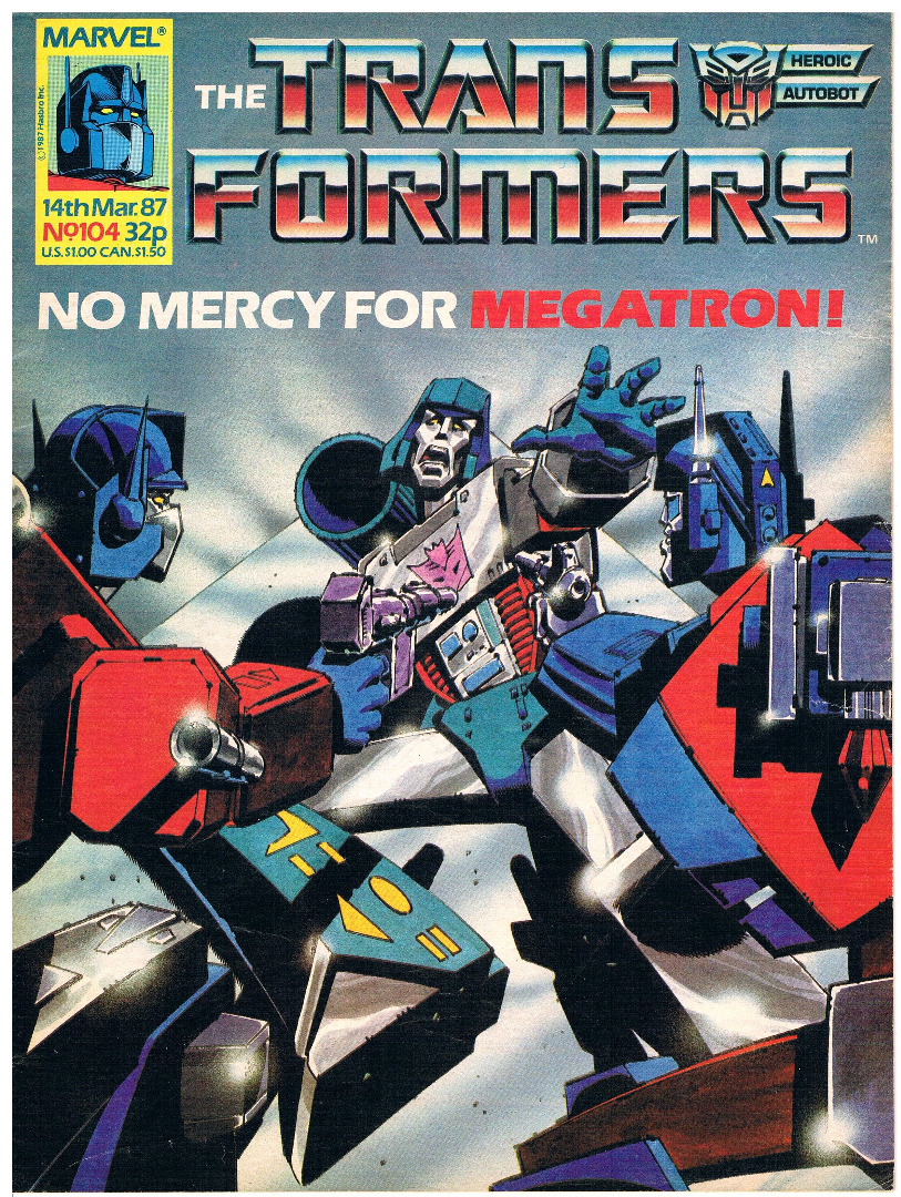 Comic Ausgabe - 104 - 1987