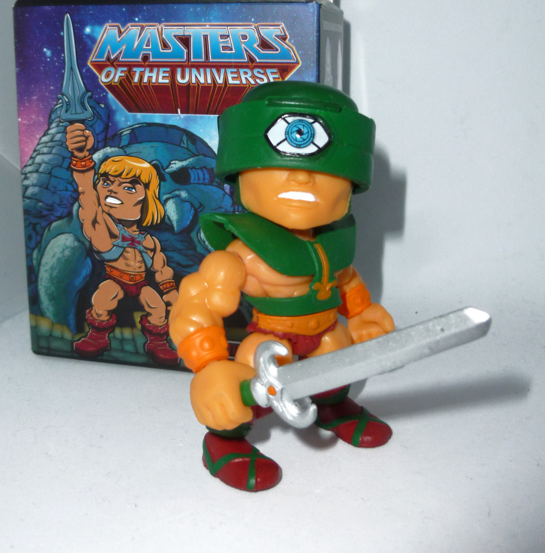 Masters of the Universe Tri-Klops Loyal