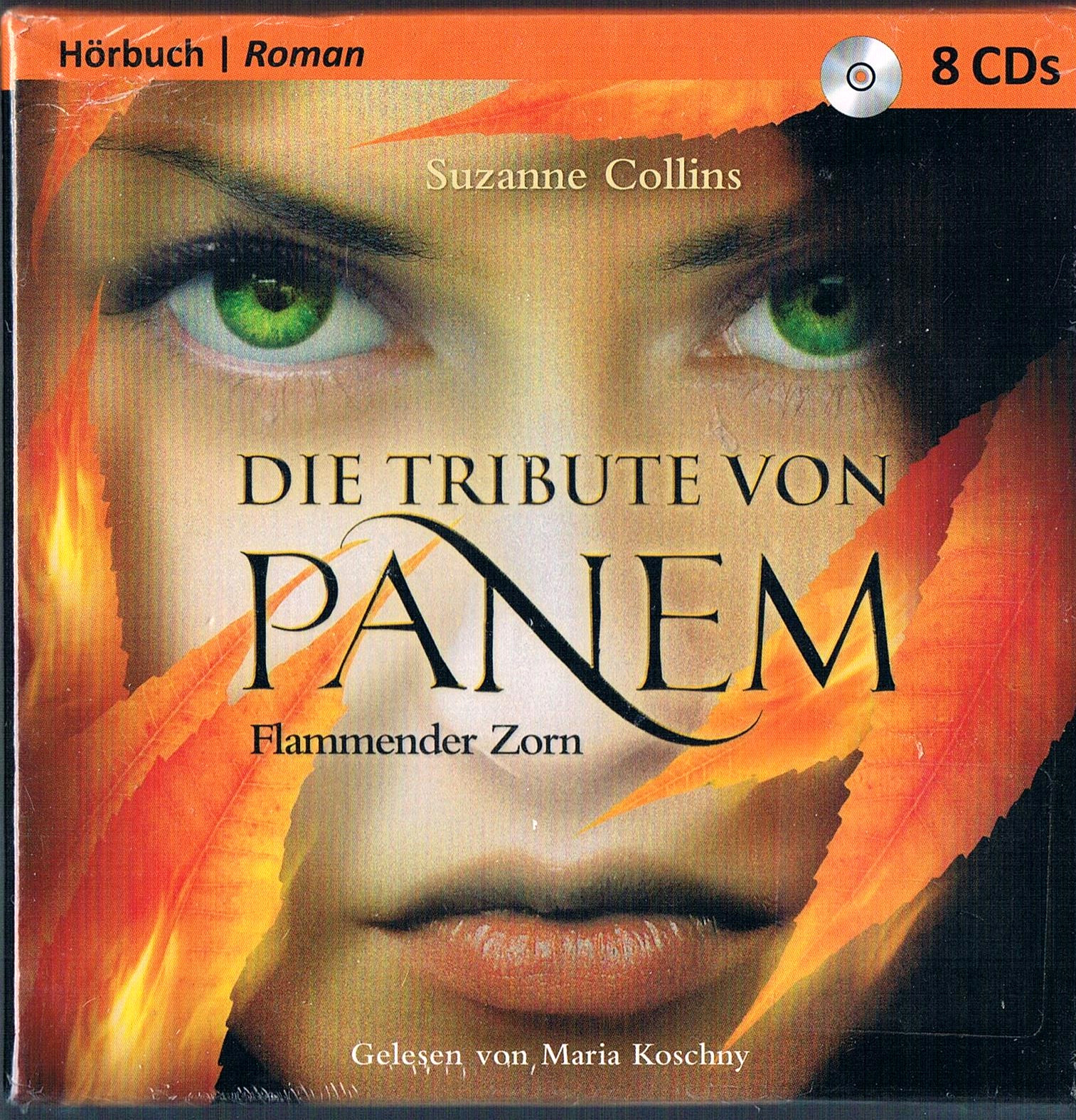 Tribute von Panem Flammender Zorn CD