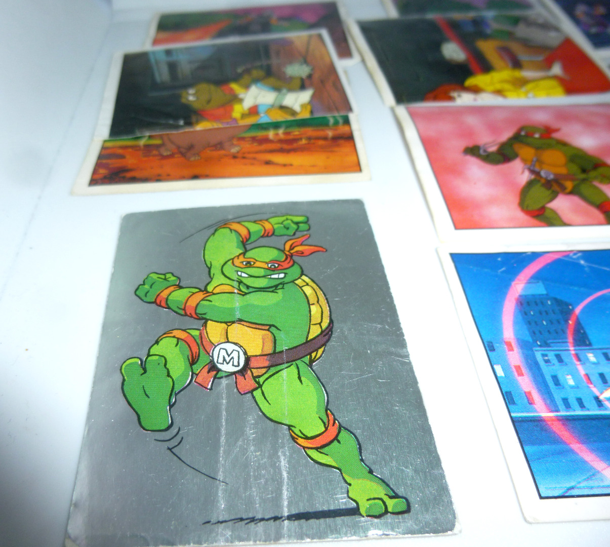 Teenage Mutant Ninja Turtles Panini Sticker