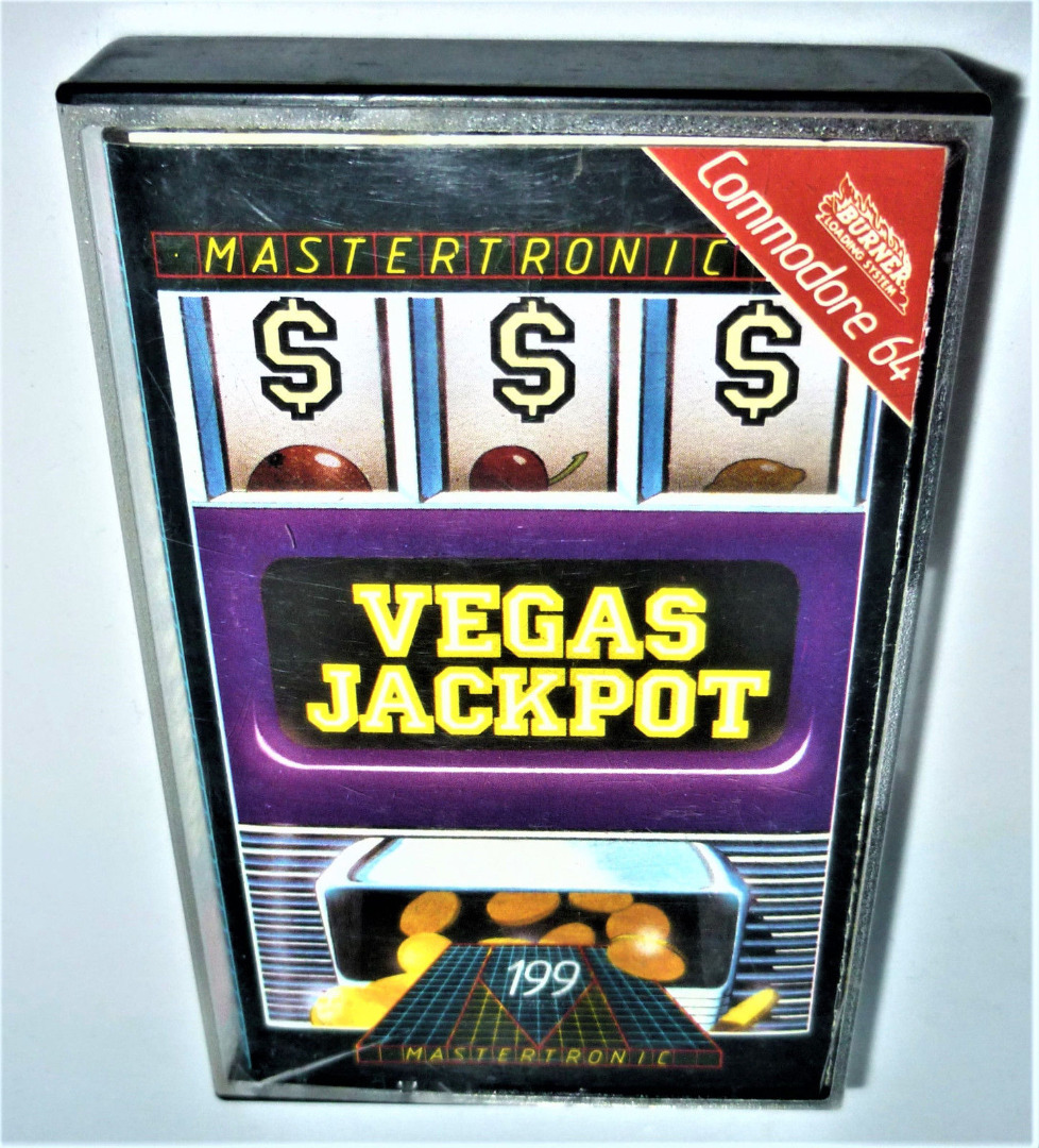 Vegas Jackpot - Kassette