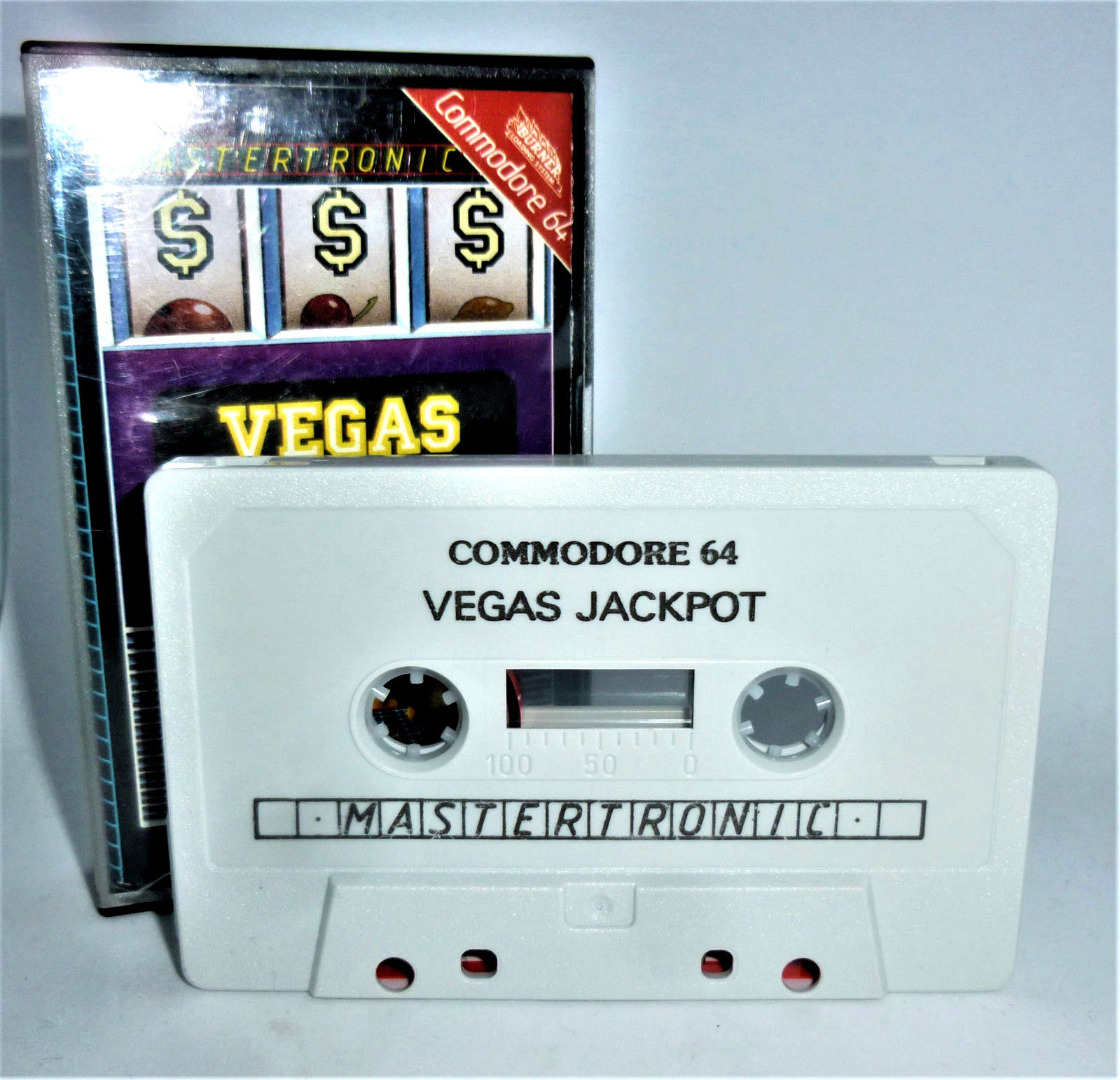 Vegas Jackpot - Kassette 2