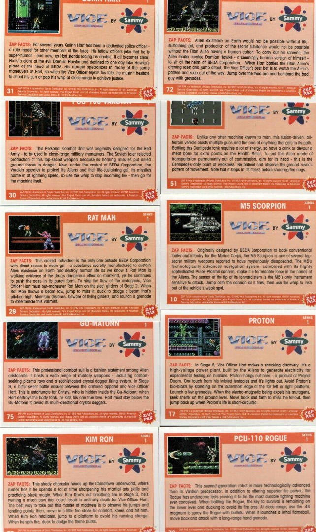 Nintendo NES - VICE Project Doom