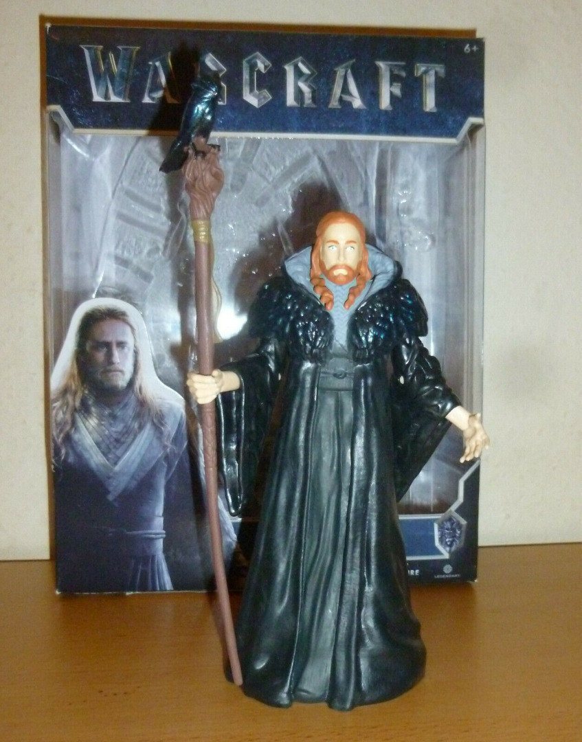 Warcraft - Medivh - Actionfigur