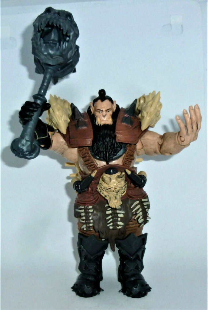 Warcraft - Blackhand - Actionfigur - 5