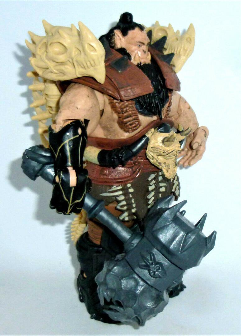 Warcraft - Blackhand - Actionfigur 2