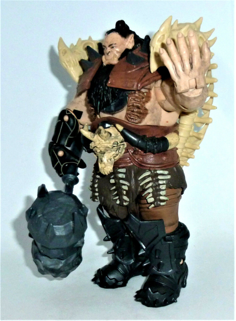 Warcraft - Blackhand - Actionfigur 3