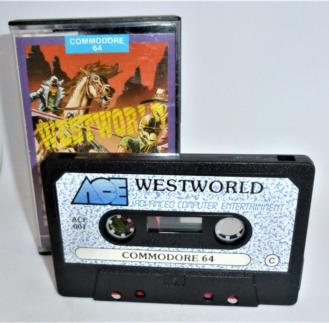 Westworld - Kassette - 2
