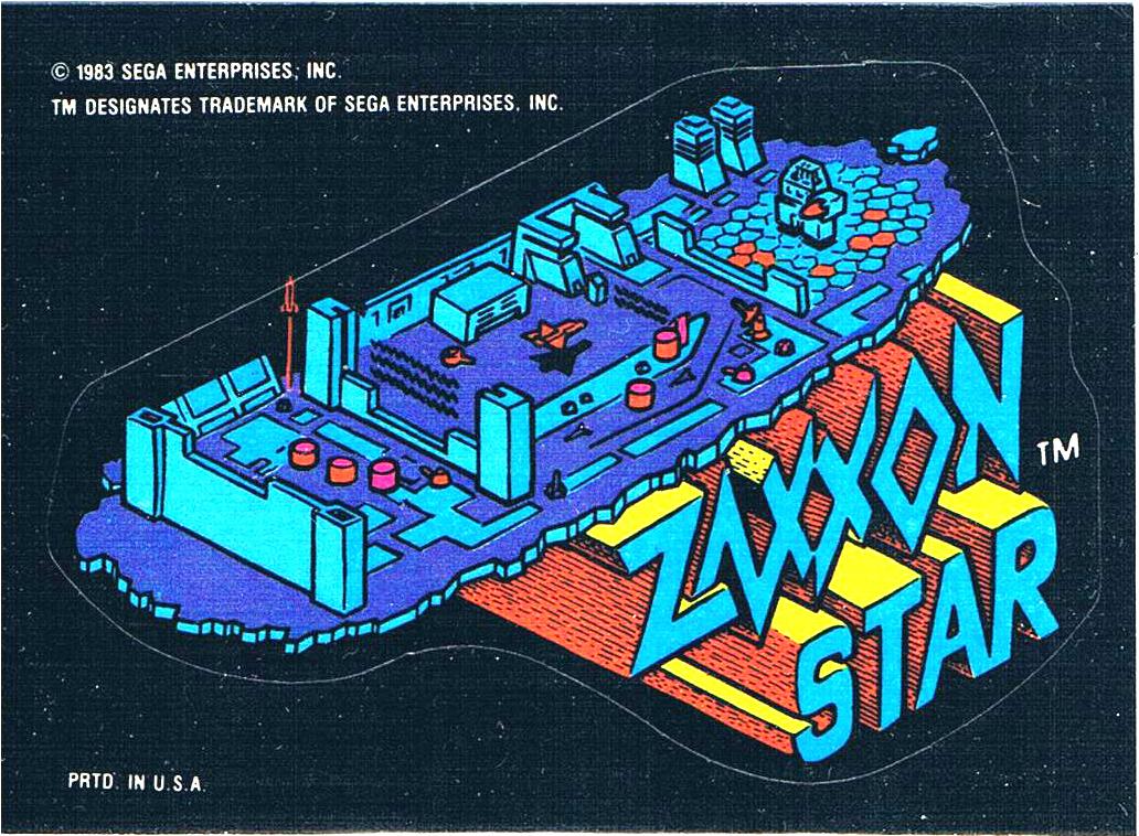 Zaxxon Star