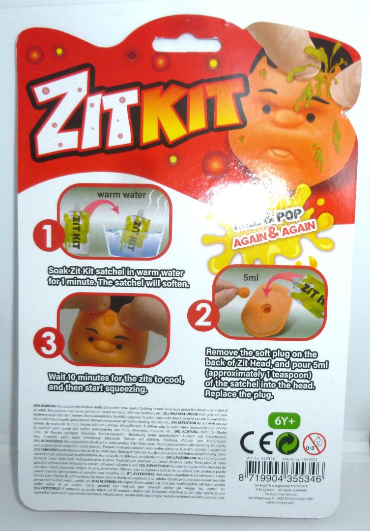 Zit Kit - Der Pickelquetsch-Simulator 2