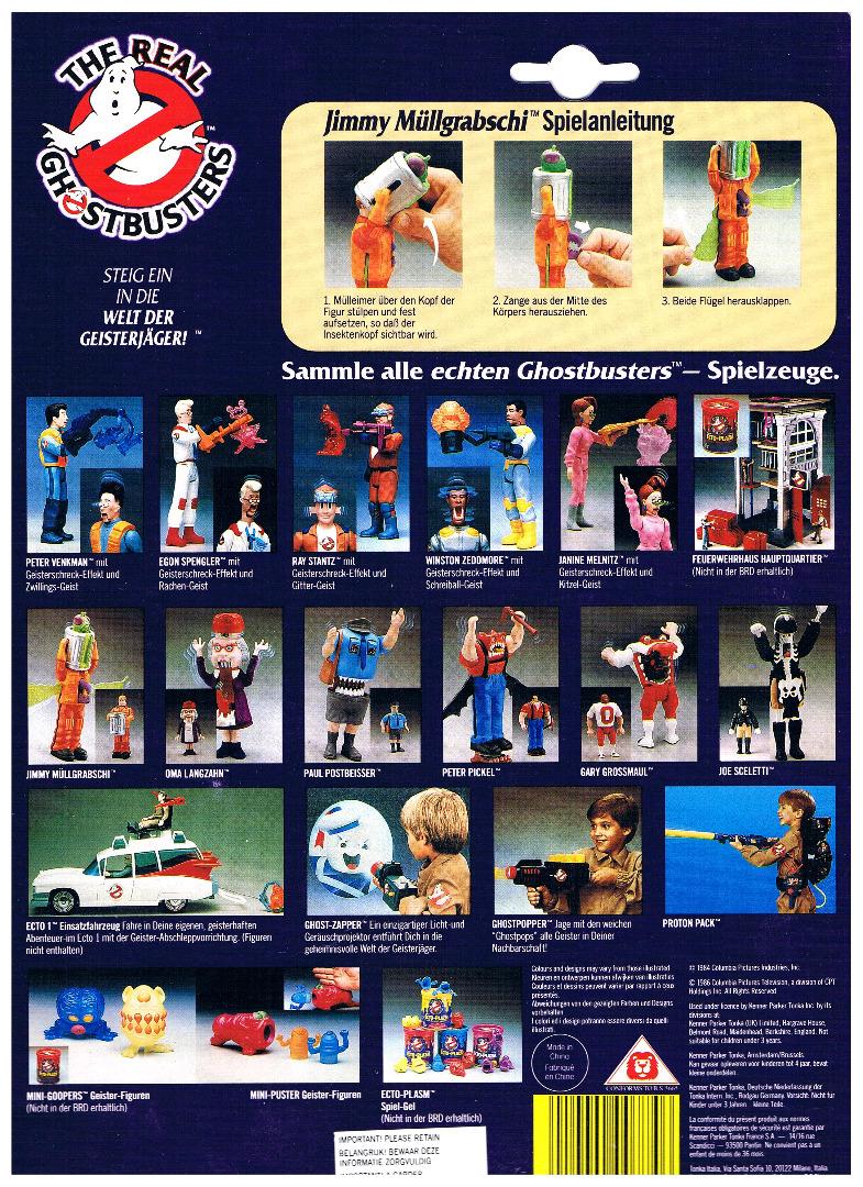 Verpackung & Werbung aus den 80ern/90ern - 15
