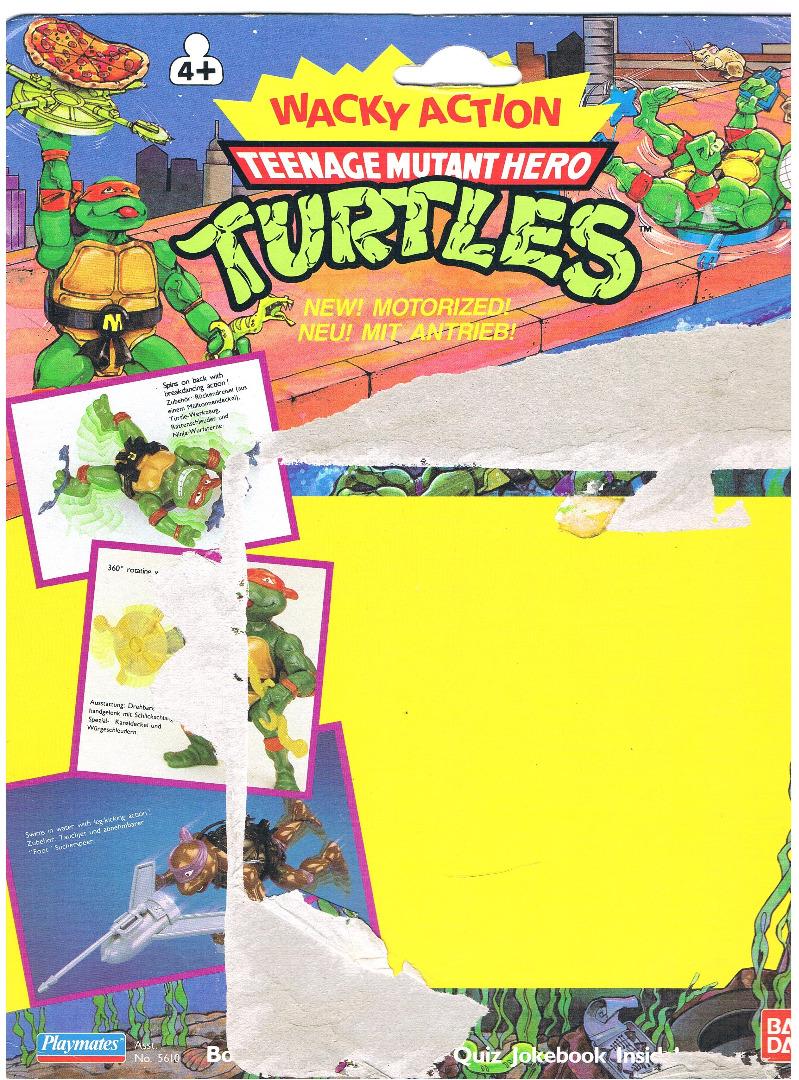 Verpackung & Werbung aus den 80ern/90ern - 1