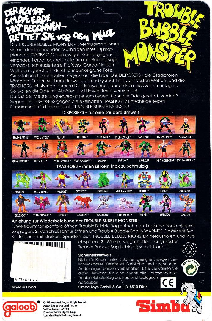 Verpackung & Werbung aus den 80ern/90ern - 13