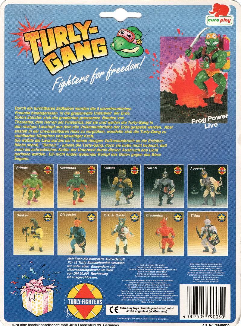 Verpackung & Werbung aus den 80ern/90ern - 4