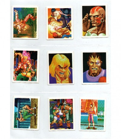 Super Street Fighter 2 - 18 Sticker von Merlin