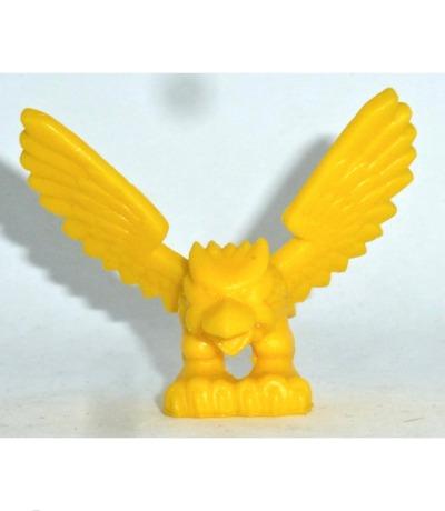 Monster in my Pocket - Roc - Figur gelb - Serie 1 - 1990 Matchbox