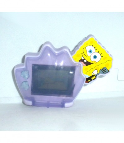 Spongebob Telespiel MCDonalds Viacom Made for