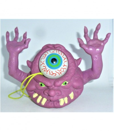 Bug-Eye Ghost violett - The Real Ghostbusters