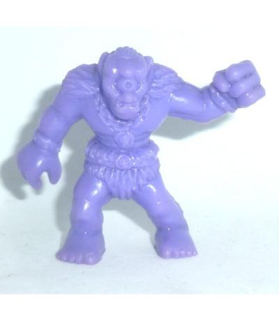 Monster in my Pocket - Cyclops - Figur lila - Serie 1 - 1990 Matchbox