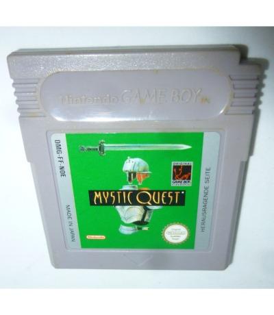 Nintendo Game Boy - Mystic Quest
