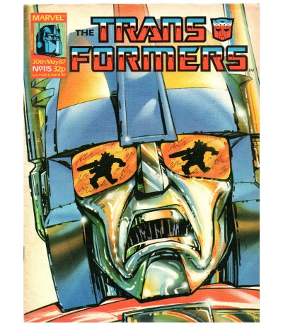 The Transformers - Comic - Generation 1 / G1 - 1987 87 / 115 - Englisch - Transformers