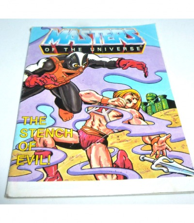 Masters of the Universe The Stench