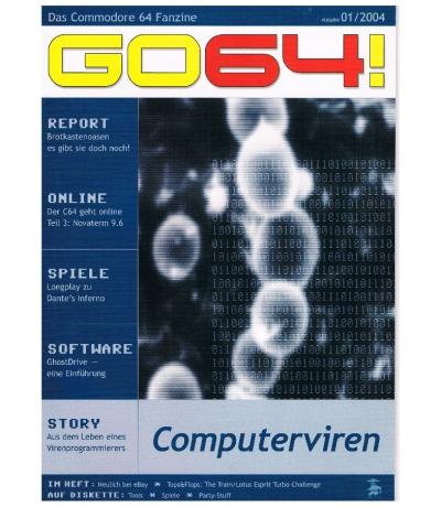 Ausgabe 01/04 - 2004 - GO64