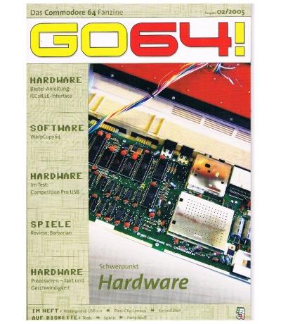 Ausgabe 02/05 - 2005 - GO64