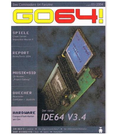 Ausgabe 03/04 - 2004 - GO64