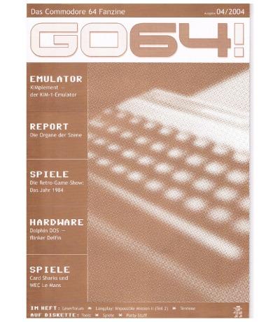 Ausgabe 04/04 - 2004 - GO64