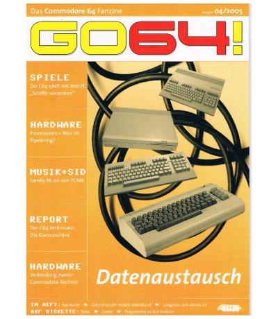 Ausgabe 04/05 - 2005 - GO64