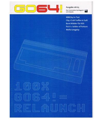 Ausgabe 06/05 - 2005 - GO64