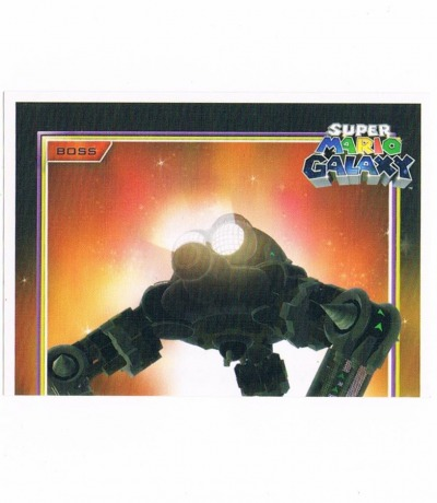Sticker Nr Super Mario Galaxy Enterplay