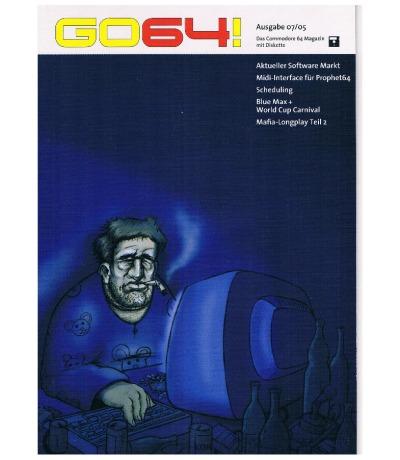 Ausgabe 07/05 - 2005 - GO64