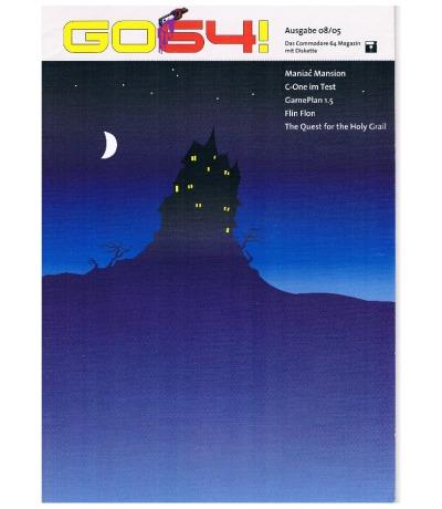 Ausgabe 08/05 - 2005 - GO64