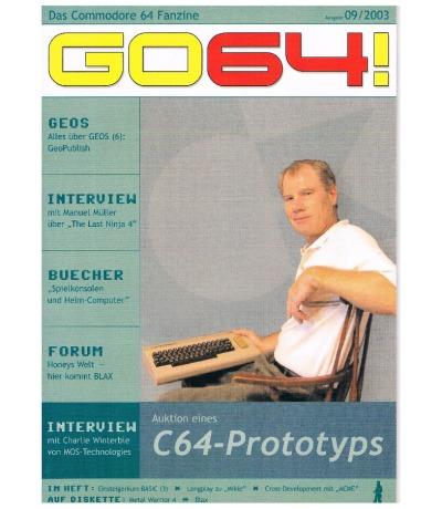 Ausgabe 09/03 - 2003 - GO64