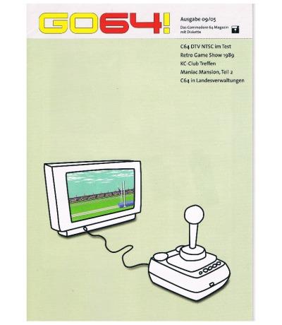 Ausgabe 09/05 - 2005 - GO64
