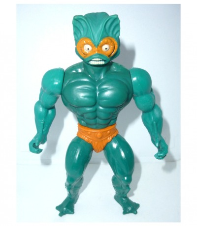 Mer Man - Masters of the Universe / He-Man - Actionfigur aus den 80ern