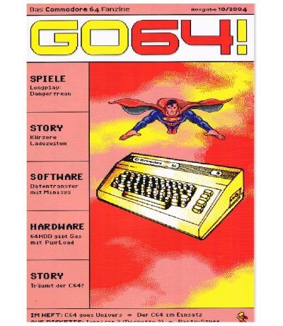 Ausgabe 10/04 - 2004 - GO64