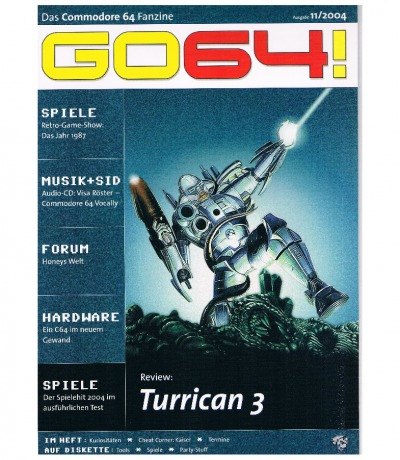 Ausgabe 11/04 - 2004 - GO64